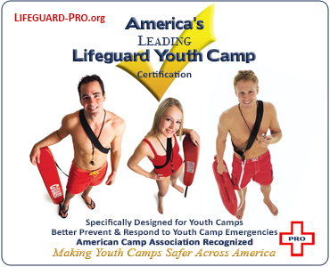 American Camp Association Recognized - Lifeguard Certification Courses & Training | Lifeguarding Classes