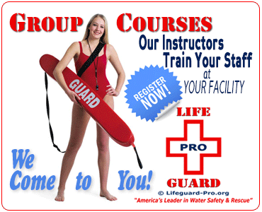 Group Courses | Lifeguard Certification Courses & Water Safety Instructor Classes | Lifeguarding & WSI