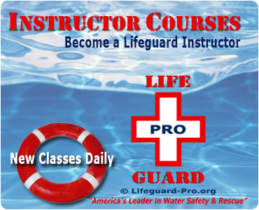 Lifeguard Instructor Certification Courses Classes & Training | Water Safety Instructor Trainer